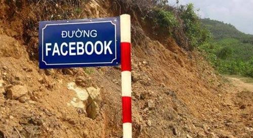 Sự thật về đường mang tên Facebook ở Hà Tĩnh - 1