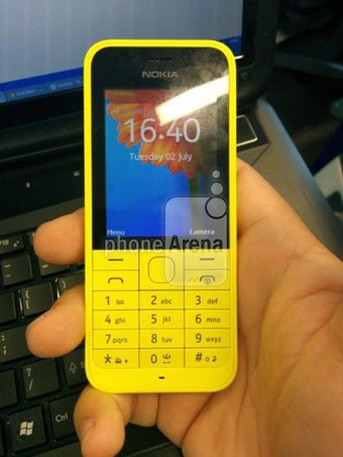 Nokia R giá rẻ, chạy nền tảng Nokia OS mới - 1