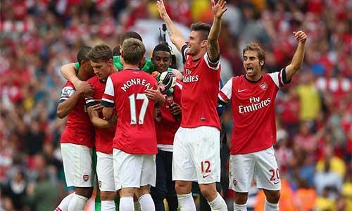 Arsenal - Wenger: Tấn công đẹp là chưa đủ - 1