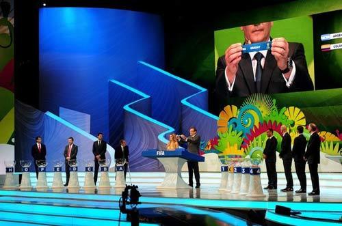 FIFA phản bác nghi vấn bốc thăm gian lận - 1