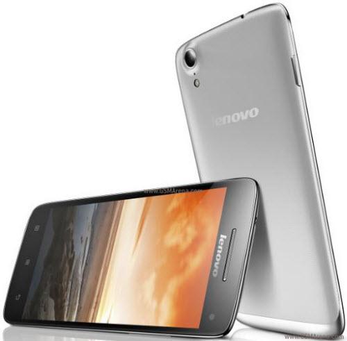 Smartphone có camera trước 5-megapixel của Lenovo - 1