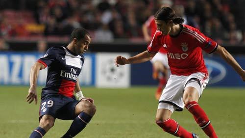 Benfica – PSG: Không đủ sống sót - 1