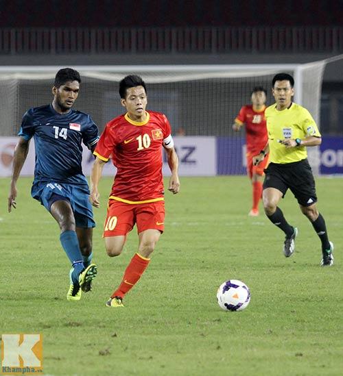U23 Việt Nam: Đá thế, không thua mới lạ! - 1
