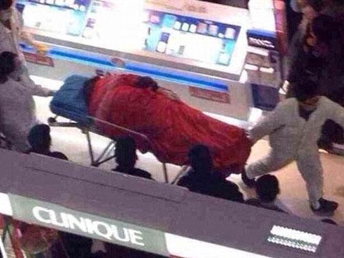 Nhảy lầu tự tử vì bạn gái không ngừng mua sắm - 1