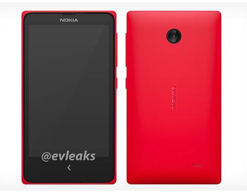 Sắp có điện thoại Nokia chạy Android - 1