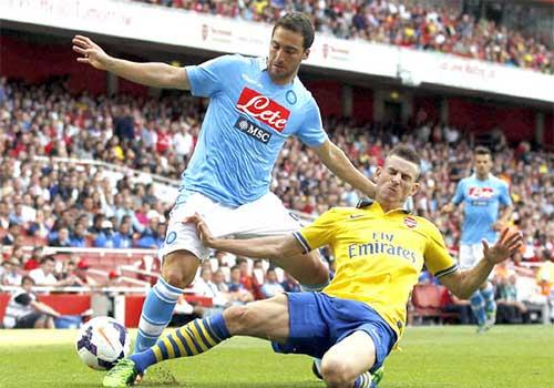 Benitez tin Napoli sẽ tạo kỳ tích trước Arsenal - 1