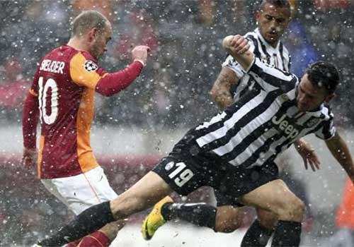 Galatasaray - Juventus: Cái chết bất ngờ - 1