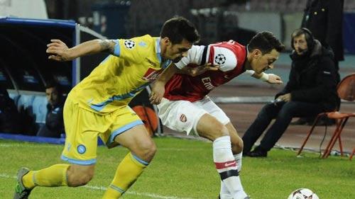 Napoli - Arsenal: Chia tay đáng tiếc - 1