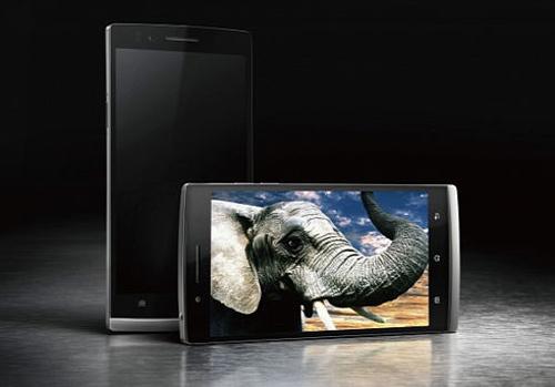 Lộ smartphone tầm trung Find 5 mini và Oppo Neo - 1