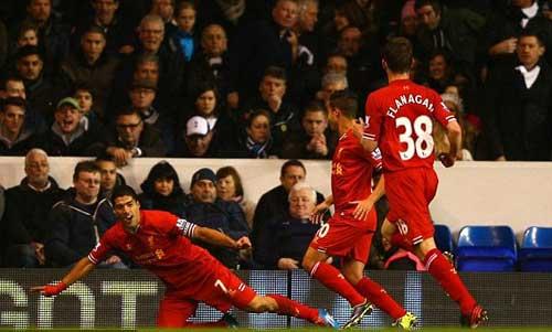 Tottenham–Liverpool: Kết cục không tưởng - 1