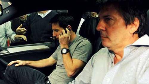 Cha Messi bị cáo buộc rửa tiền - 1