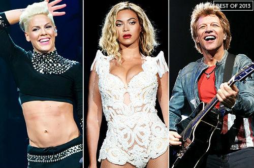 Bon Jovi kiếm tiền giỏi nhất năm 2013 - 1