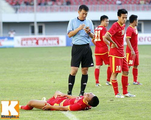 U23 VN-U23 Malaysia: Bước ngoặt phút 82 - 1