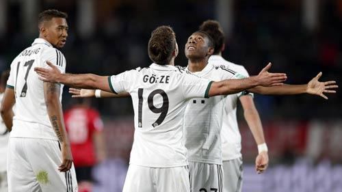 Guangzhou – Bayern: Sức mạnh đáng sợ - 1