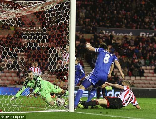 Sunderland – Chelsea: Không thể tin nổi - 1