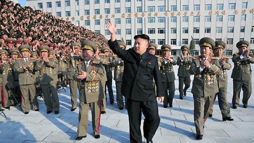 Triều Tiên gỡ bỏ hàng ngàn bài viết trên mạng - 1