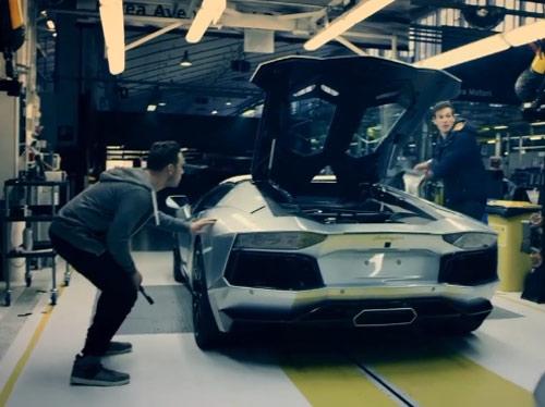 Đột nhập nhà máy Lamborghini phát hiện Gallardo mới - 1