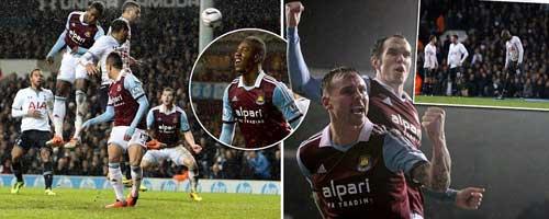 Tottenham – West Ham: Chưa thể đổi vận - 1