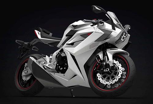 Chak Motors Molot 2015: Siêu môtô an toàn nhất thế giới - 1