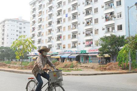 Hà Nội: Gần 13.000 người muốn mua nhà xã hội - 1