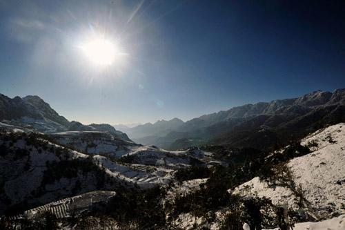 Những hình ảnh đẹp nhất về Sapa mùa tuyết rơi - 1