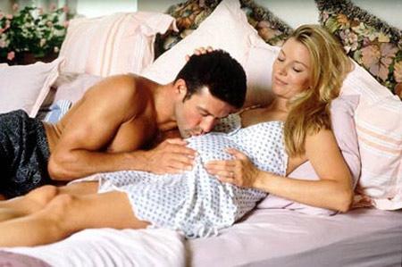 Sex khi mang thai, những điều phụ nữ nên ghi nhớ - 1