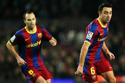 Barca: Không Messi, phải giữ Iniesta - 1