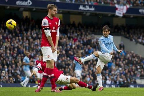 Arsenal đón Chelsea: Bài học từ Etihad - 1