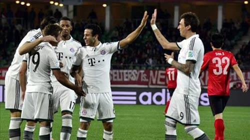 Casablanca - Bayern: Một trời một vực - 1