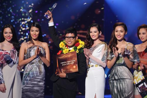 Fashion Star: Quang Nhật giành chiến thắng - 1