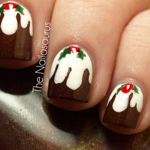 Nail xinh cho mùa Giáng sinh an lành - 1