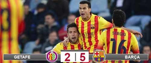 Barca: Bản lĩnh nhà vô địch - 1