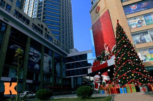 Hà Nội-TPHCM lung linh đón Noel và năm mới - 1