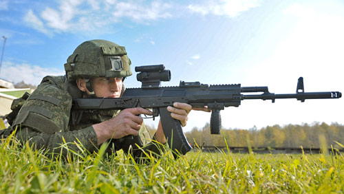 Nga sẽ có vũ khí ưu việt hơn huyền thoại AK-74 - 1