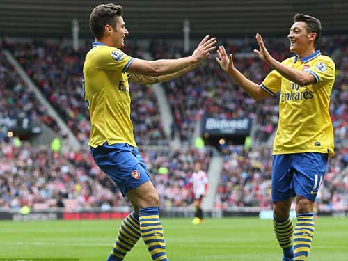 West Ham - Arsenal: Tìm lại niềm vui - 1
