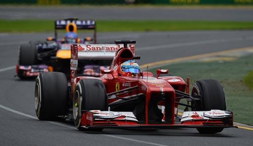 F1: Mùa giải 2013 qua những con số - 1