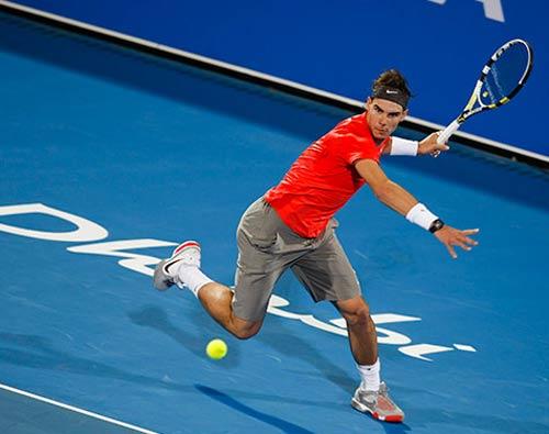 Nadal – Ferrer: Chấp nhận dừng bước (BK Abu Dhabi) - 1