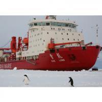 Tàu phá băng TQ cũng phải chào thua băng Nam Cực