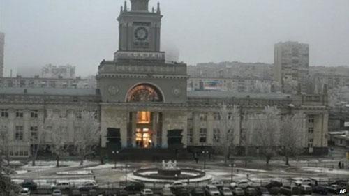 Khủng bố dọa đánh bom Olympic mùa đông - 1
