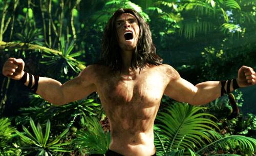Tarzan 3D tung clip hậu trường hoành tráng - 1