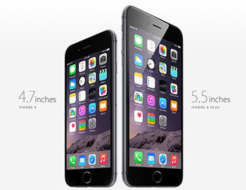 Bộ đôi iPhone 6 chính thức bán tại Trung Quốc ngày 17/10 - 1