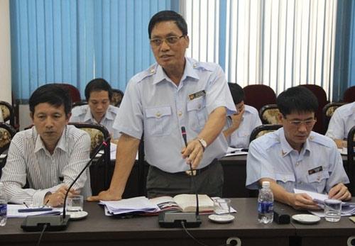 Thanh tra Tổng công ty Đường sắt Việt Nam - 1
