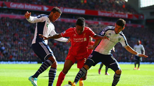 "Liverpool - West Brom: ""Chất"" Anh biến ảo - 1"