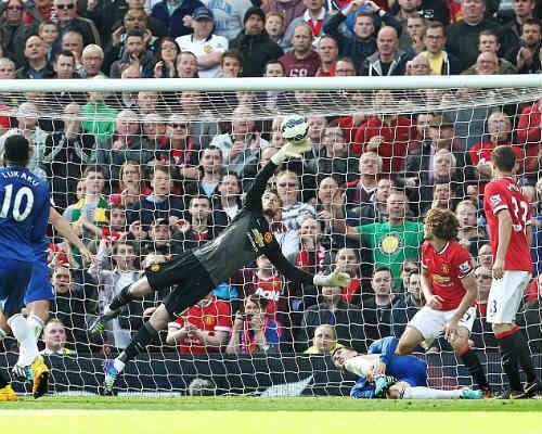 Van Gaal tâng bốc De Gea, nổ giòn giã sau chiến thắng - 1