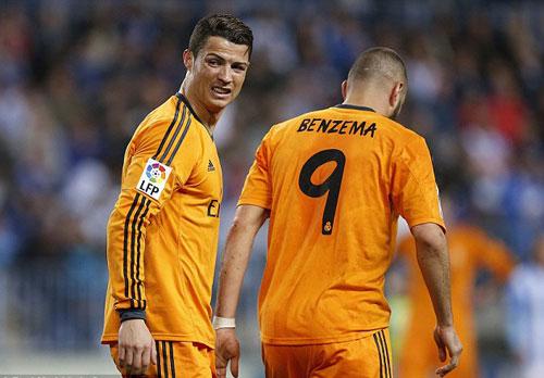 Tin HOT tối 6/10: Ronaldo hài lòng với Benzema - 1