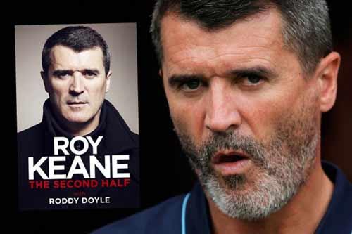Roy Keane tiết lộ thâm cung bí sử MU: Nhiều scandal - 1
