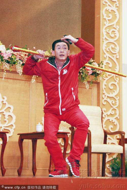 """""""Tôn Ngộ Không"""" đề cử kỷ lục thế giới cho màn múa gậy - 4"""