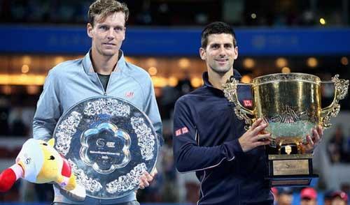 Djokovic: Hoàng đế mùa Thu - 1