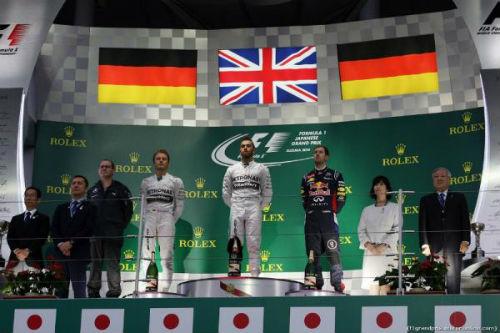 """Japanese GP: Hamilton, Bianchi và """"sóng gió"""" ở Suzuka - 1"""