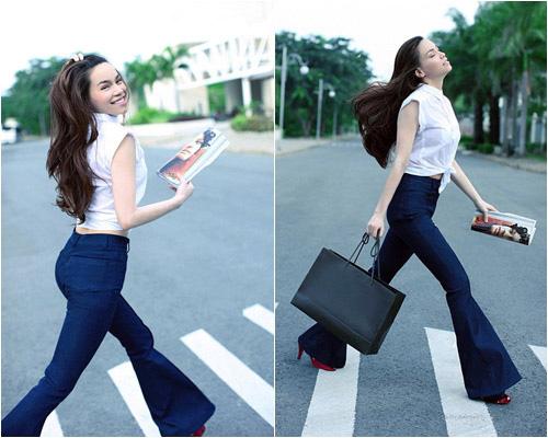 Tội tình chi lắm quần jeans ơi? - 1